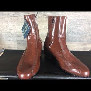 Florsheim mens dress boots size 7.5